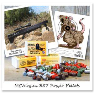 MCAirguns' Power Pellets