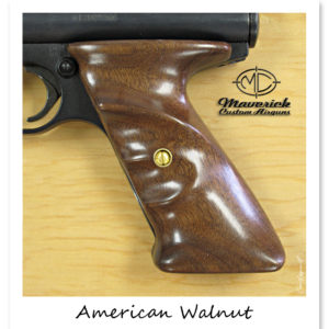 MCAirgun Sportsmen American Walnut Wood Grips