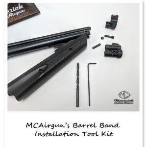 MCAirgun's 13xx Barrel Band Installation Tool Kit