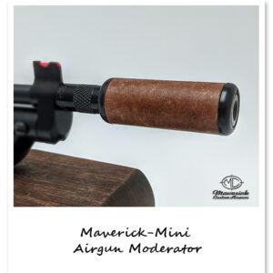 Maverick-Mini™ Airgun Moderator