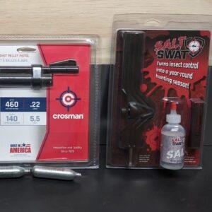 SaltSwat Crosman 2240 CO2 Pistol Package Deal